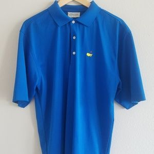 Other - Masters Performance Blue Polo